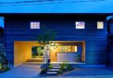 洛西の家/木造在来軸組工法_18