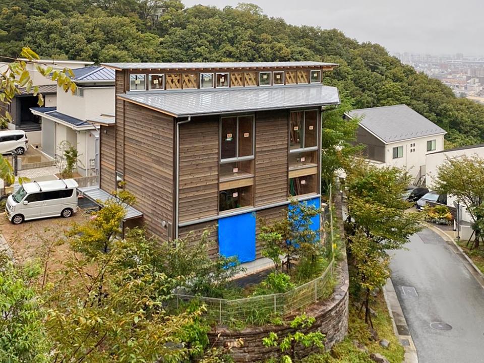 神戸 岡本 オープンハウス
